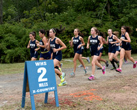 Wethersfield Cross Country 2014