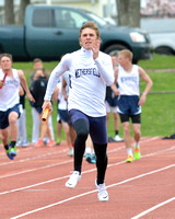 Wethersfield Boys & Girls Outdoor Track 4-29-14