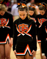 Terryville Cheerleading 1-28-15