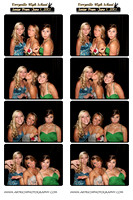 Terryville Sr Prom Photobooth Strips 2013