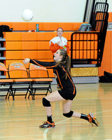 Terryville Varsity Volleyball 10-7-15