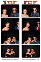 Terryville Sr Prom Photobooth Strips 6-5-15