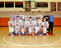 Terryville Boys JV Basketball 2-17-16