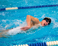 Wethersfield Boys Swimming 1-6-15
