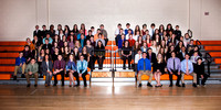 Terryville High School LEO Club Installation 1-22-15