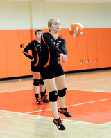 Terryville JV Volleyball 10-7-15